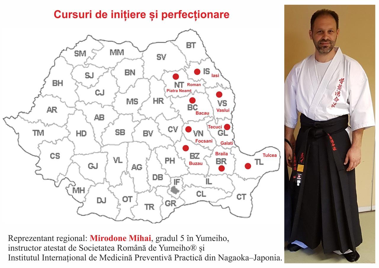 REPREZENTANT REGIONAL - MIHAI MIRODONE
